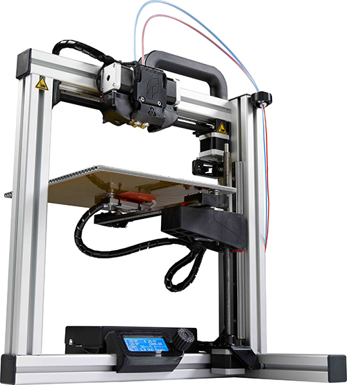 3D принтер Felix 3.1 - 2 ПГ 3d принтер zmorph 2 0 sx