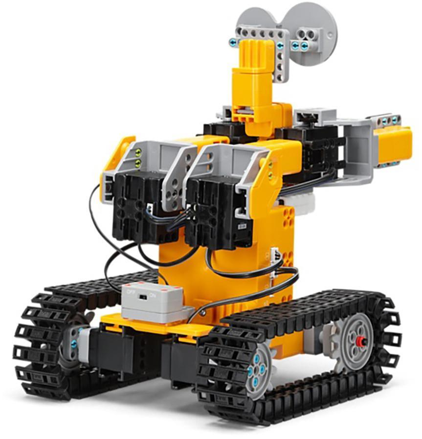 все цены на Робот-конструктор UBTech Jimu TankBot онлайн