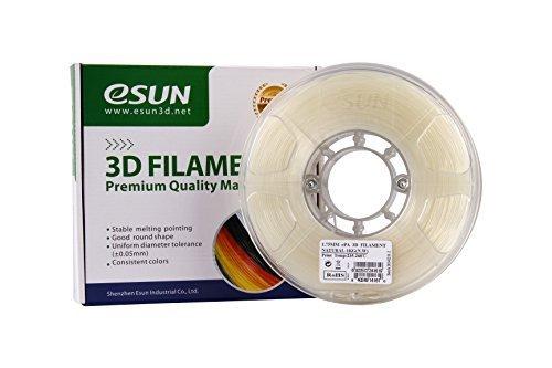 Катушка пластика ePA ESUN натуральная 1.75 мм 1 кг