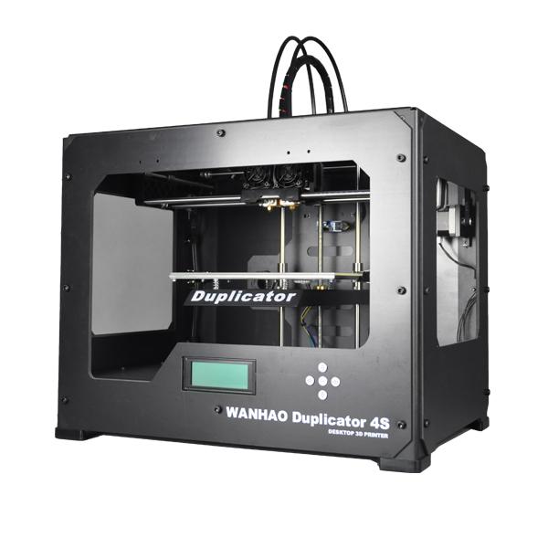 3D принтер WanHao Duplicator 4S 3d принтер