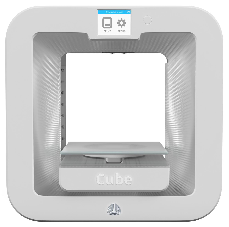 3D принтер CUBE 3 3d принтер 3d systems cube 2