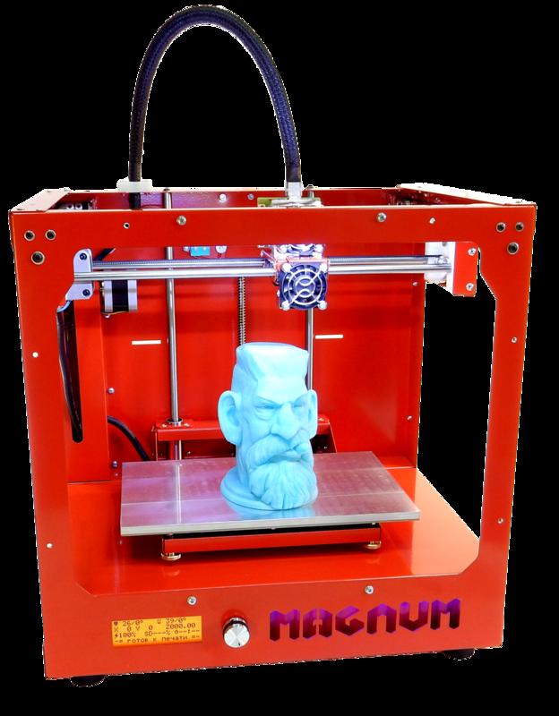 3D принтер Magnum Creative 2 UNI 3d принтер