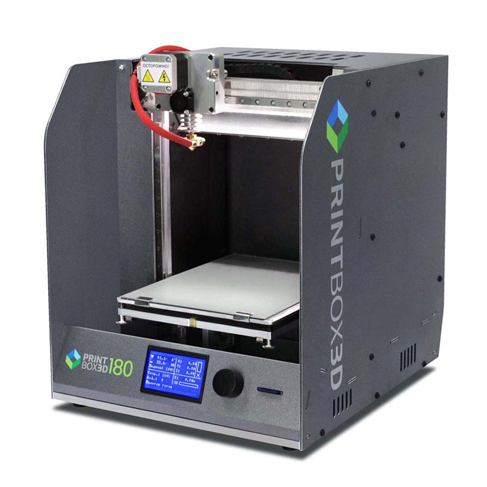 3D принтер PrintBox3D 180 3d принтер printbox3d rgt one