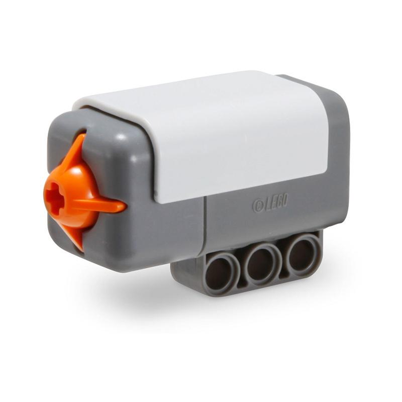 Датчик касания LEGO при контакте с поверхностью 9843 (8+) набор с запасными частями lego education резиновые кольца и приводы 8 деталей