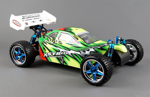 HSP XSTR Brushless (Ni-Mh) 4WD 2.4Ghz