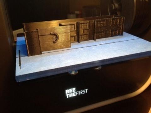 3D принтер BEETHEFIRST