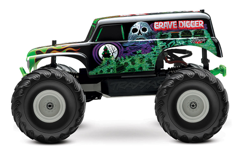 Traxxas Grave Digger 2WD 27Mhz