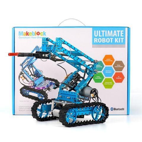 Максимальный набор - конструктор Ultimate Robot Kit (с электроникой)