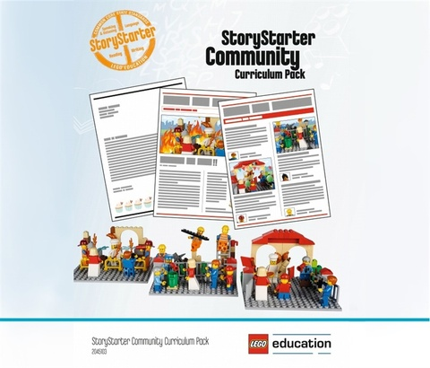 Комплект учебных материалов «Построй свою историю. Городская жизнь» (2045103)