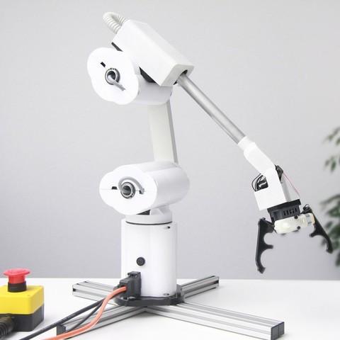 Mover6 6DOF Robot Arm
