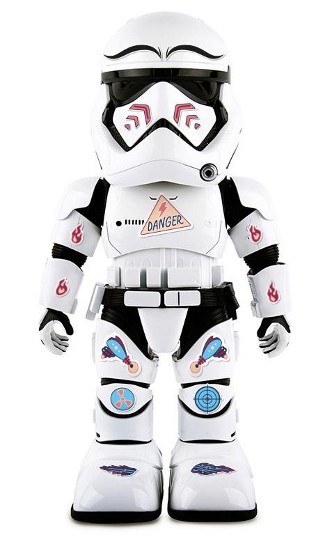 Интерактивный робот UBtech First Order Stormtrooper Robot - Робототехнические и программируемые конструкторы в интернет магазине белья Малагон