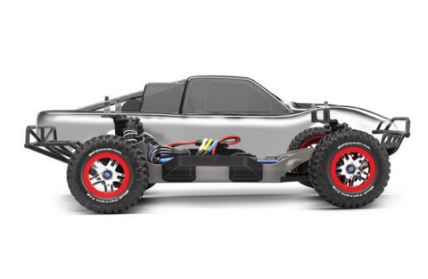 Traxxas Slash Brushless 4WD 2.4Ghz