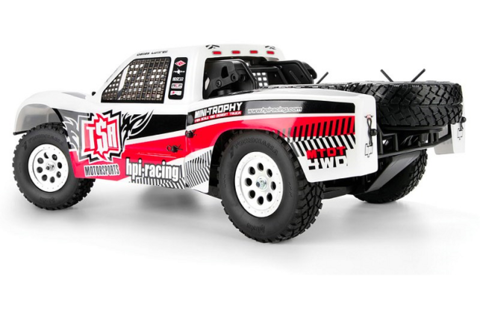 HPI Mini Trophy DT-1 Truck 4WD 2.4Ghz