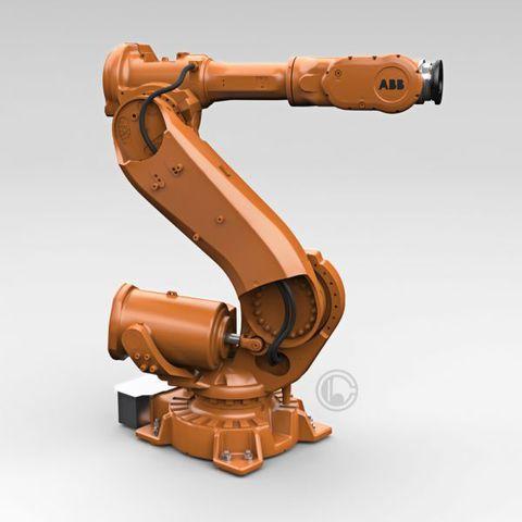 Промышленный робот ABB IRB 6640 & IRB 6640ID