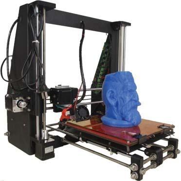 Hanbot 3d принтер hanbot hb 003 на базе prusa i3