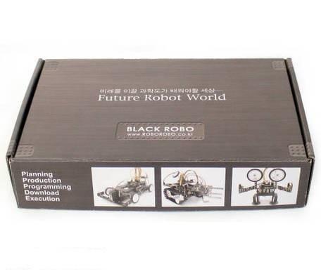 Ресурсный набор Roborobo 2-3 для Robokit №2