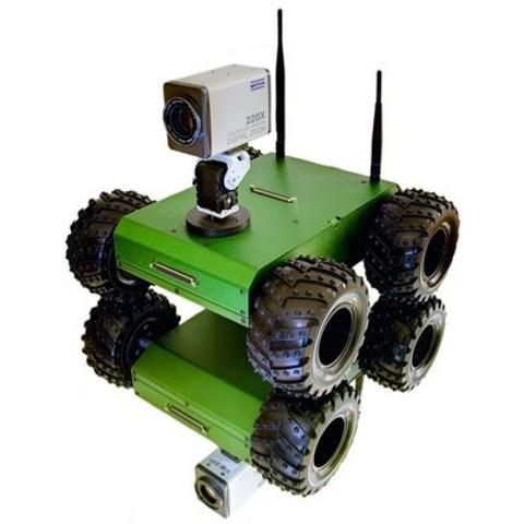 4x4 Mobile Platform w/220x Zoom Camera