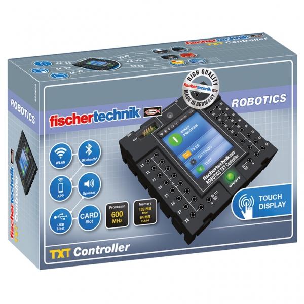 Fischertechnik ROBOTICS TXT Контроллер fischertechnik 3d принтер