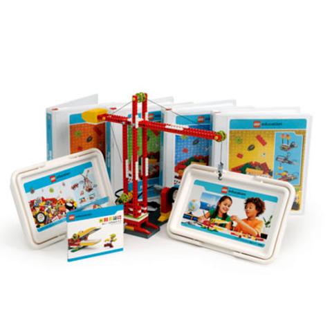 Комплект LEGO WeDo (Базовый набор + Ресурсный) (7+) набор с запасными частями lego education wedo 2000710 32 детали 7