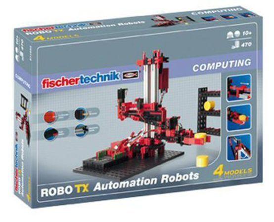 Fischertechnik ROBO TX Автоматические роботы fischertechnik 3d принтер