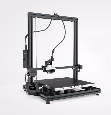 3D принтер Prusa I3 XINKEBOT 3d принтер prusa i3 reco