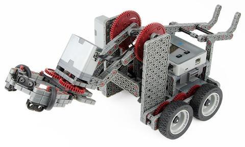 Робототехнический конструктор VEX IQ Super Kit с системой ручного управления и сенсорами