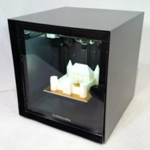 3D принтер Solidoodle 2