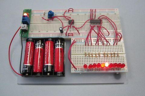 Эксперименты с электроникой