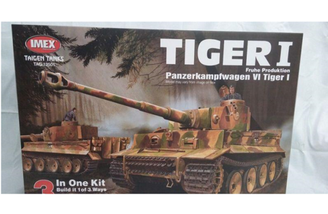 Taigen Tiger 1 KIT