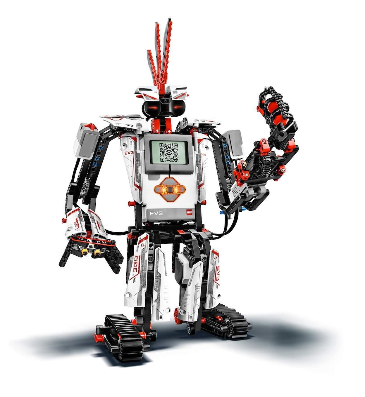 Конструктор Lego Mindstorms EV3 31313 lego education 9689 простые механизмы