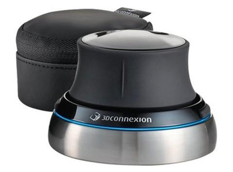 3D манипулятор 3DConnexion 3DX-700034 SpaceNavigator (для студентов, преподавателей и образовательных учреждений)