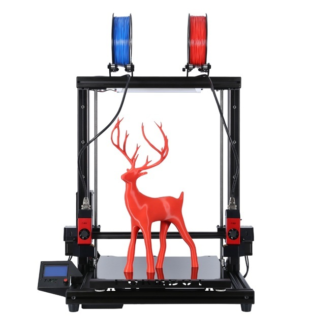 3D принтер Prusa I3 FORMBOT 3d принтер prusa i3 reco