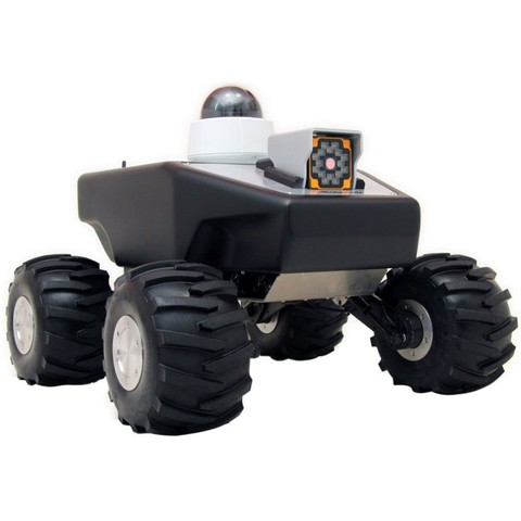 Summit XL 4WD Autonomous Robot