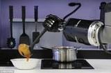 Робот-повар Moley