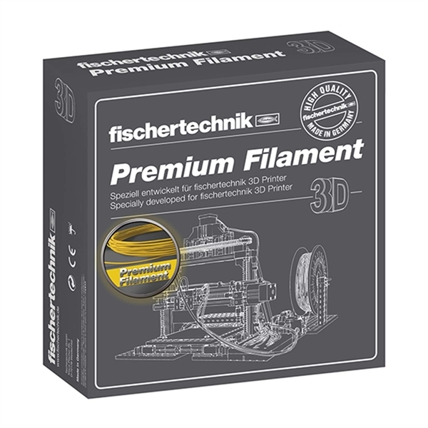 Fischertechnik Пластмассовая нить PLA 500г fischertechnik 3d принтер