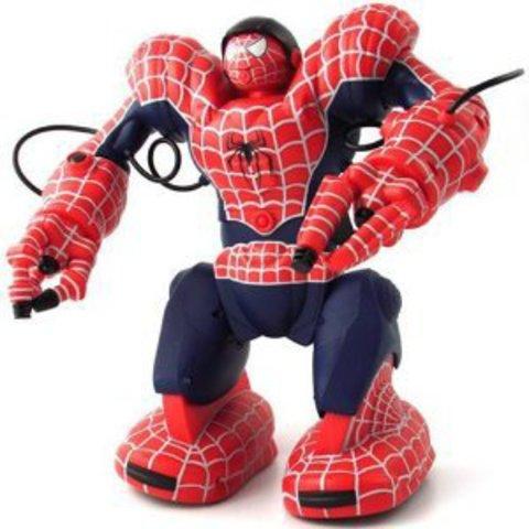 Робот SpiderSapien интерактивный WowWee