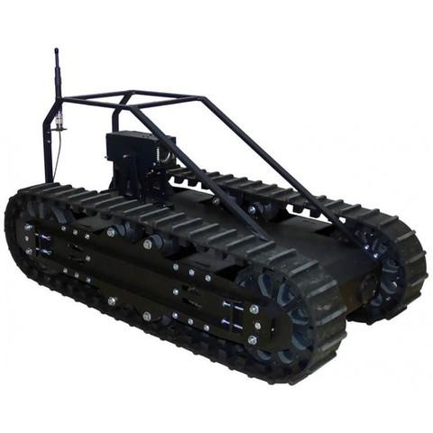 SuperDroid HD2-S Doberman Heavy Duty Surveillance Robot