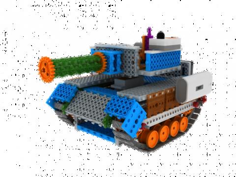 Робо-конструктор программируемый HunaRobo MRT3 1+2+3+4