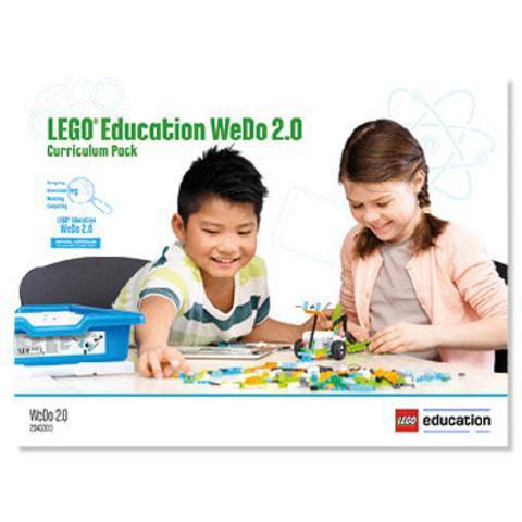 Комплект учебных материалов LEGO Education WeDo 2.0 (2045300) Электронное издание