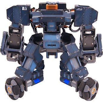 Персональный боевой робот Ganker GJS Team - Андроидные роботы