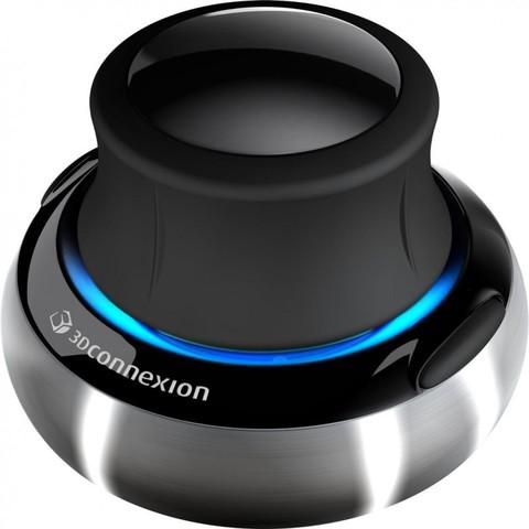 3D манипулятор 3DConnexion DX-700028 SpaceNavigator (для студентов, преподавателей и образовательных учреждений)