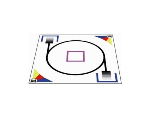 Комплект полей для соревнования роботов LEGO