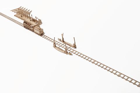3D пазлы UGEARS Переезд
