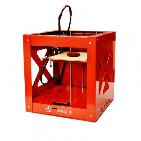 3D принтер Builder 3D Dual Extruder