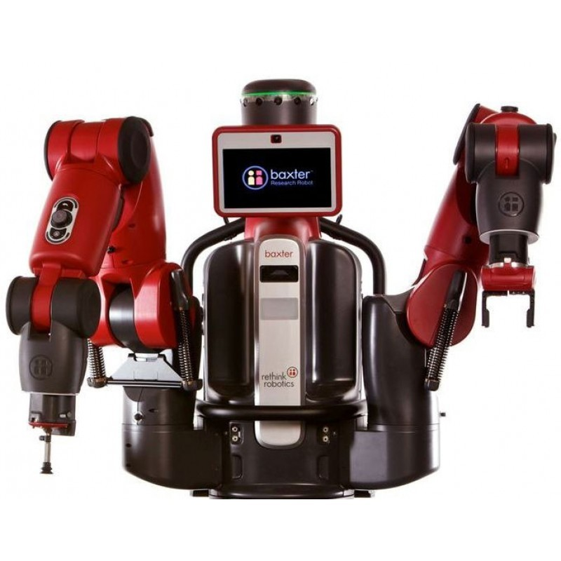 2 Year Extended Warranty for Baxter Research Robot небулайзер dailyneb med 2000