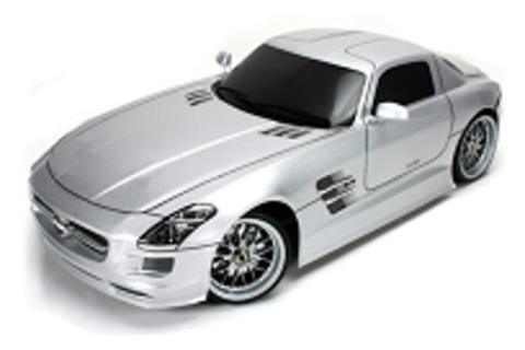 Team Magic E4D Mercedes SLS 4WD 2.4Ghz (дрифт)