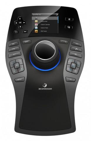 3D манипулятор 3DConnexion 3DX-700036 SpacePilot Pro, USB (для студентов, преподавателей и образовательных учреждений)