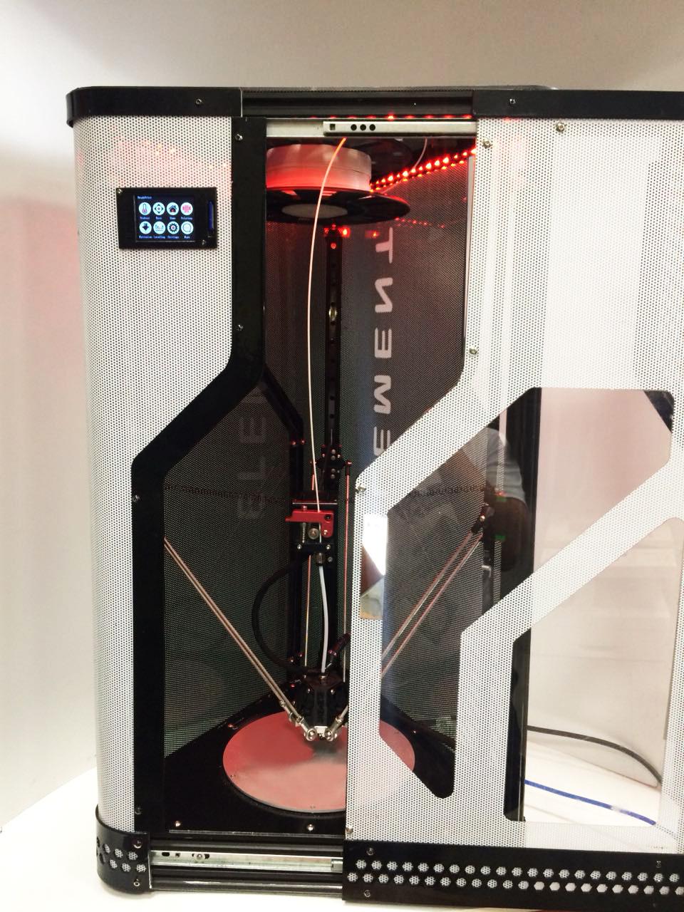 3D принтер Element3D 2.0
