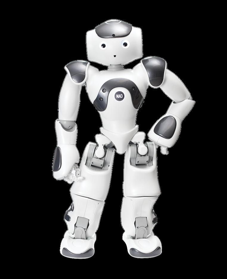 Человекоподобный робот NAO 6 - Андроидные роботы в интернет магазине белья Малагон