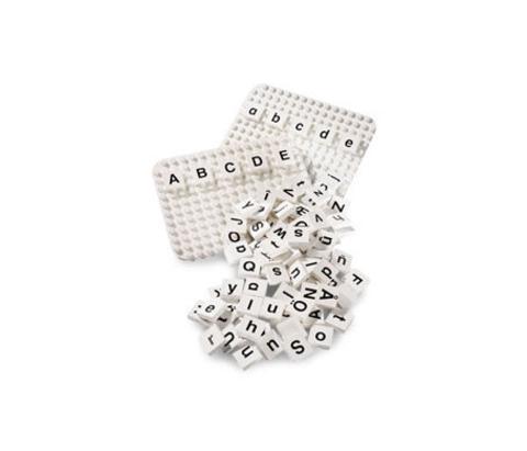 Буквы английские Lego Duplo 9530